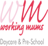 Working Mums Day Care & Pre School - Logo
