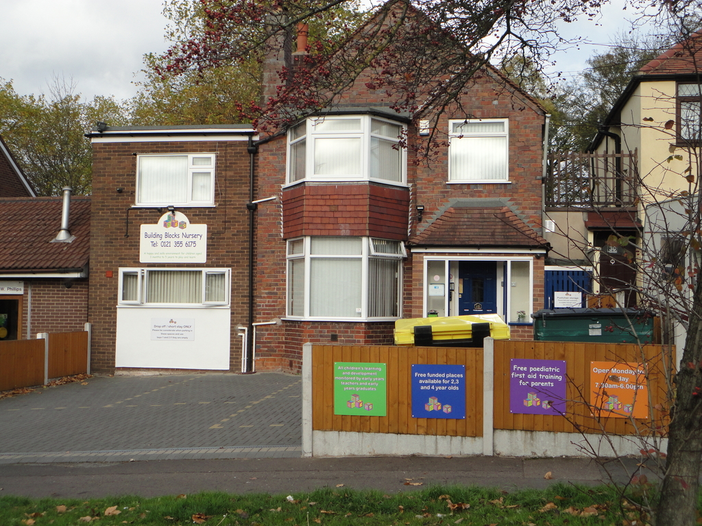 Building Blocks Nursery Limited - Kingstanding