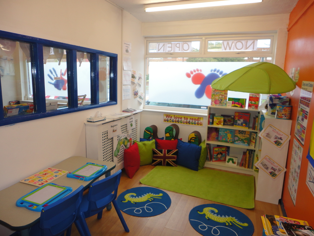 Communication, Language and Literacy Area
