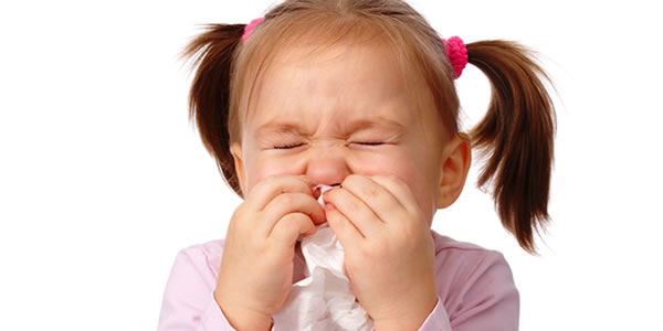 Coughs and Colds in Young Children
